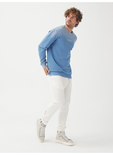 Xint Sweatshirt Mavi